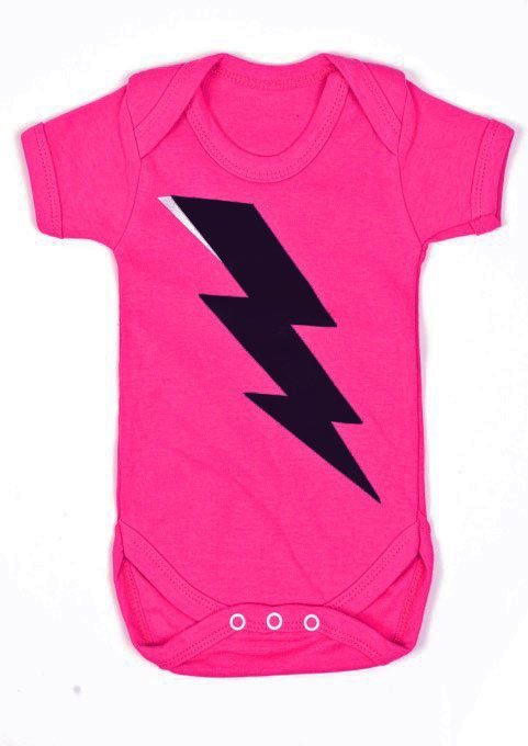 girls superhero baby clothes pink superhero baby grow. Black Bedroom Furniture Sets. Home Design Ideas